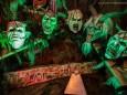Mordor Teufeln - 1. Krampus- und Perchtenmaskenausstellung in Mariazell