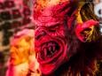 Lazarus Teifl'n - 1. Krampus- und Perchtenmaskenausstellung in Mariazell