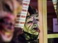 Mostviertler Grom Teufeln - 1. Krampus- und Perchtenmaskenausstellung in Mariazell