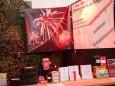 Pyrotechniker Peter Lichtenstern - 1. Krampus- und Perchtenmaskenausstellung in Mariazell