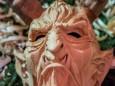 D'Höll Teufl'n - 1. Krampus- und Perchtenmaskenausstellung in Mariazell
