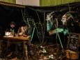Hoitola Teifeln - 2. Krampus- und Perchtenmaskenausstellung in Mariazell. Foto wurde zur Verfügung gestellt.