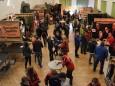 Raiba Saal - 2. Krampus- und Perchtenmaskenausstellung in Mariazell. Foto wurde zur Verfügung gestellt.