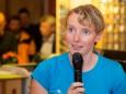 Barbara Schuster - Eröffnung der Sportkletteranlage Kraxl Stub'n im JUFA St. Sebastian