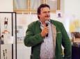 Gerhard Lammer - Kunstausstellung im Europeum - Eröffnungstag