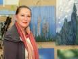 Marga Haiden - Mariazeller Kunstblicke - Ausstellung - Bilder zwischen Himmel und Erde