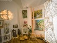 """Im """"Gwölb"""" der Kunstboutique findet von 2. bis 28. Februar eine Ausstellung zum Thema """"Wohntraum"""" statt."""