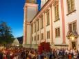 Lichterprozession der Burgenländischen Kroaten in Mariazell am 29. August 2015