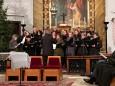 Adventkonzert der Liedertafel Gußwerk in der Pfarrkirche Gußwerk. Foto: Franz-Peter Stadler