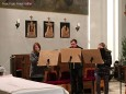Salztaler Hoizwiam - Adventkonzert der Liedertafel Gußwerk in der Pfarrkirche Gußwerk. Foto: Franz-Peter Stadler
