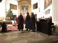 Scheibser 3er - Adventkonzert der Liedertafel Gußwerk in der Pfarrkirche Gußwerk. Foto: Franz-Peter Stadler