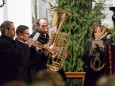 Bläsergruppe MV Mitterbach - Adventkonzert der Liedertafel Gußwerk 2014