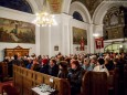Volle Kirche in Gußwerk beim Adventkonzert der Liedertafel Gußwerk 2012