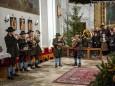 Bläser-Ensemble des MV Gußwerk  - Adventkonzert der Liedertafel Gußwerk 2012