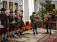 Bläser-Ensemble des MV Gußwerk  - Adventkonzert