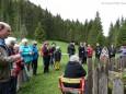 Christi Himmelfahrt – Maiandacht im Salzatal. Foto: Franz Peter Stadler