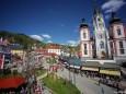 1. Mai 2012 - Maibaum aufstellen in Mariazell