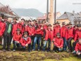 Maibaumaufstellen Mariazell 2016