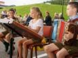 Philip, Anna, Kilian - Maibaumumschneiden und 15 Jahre Schulverkehrsgarten - Geselliger Abend in St. Sebastian am 29. August 2014