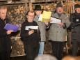 Männerchor - Maria Lichtmess Feier in Halltal am 2. Februar 2016