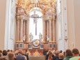 Mariä Namen  Heilige Messe mit Diözesanbischof Dr. Wilhelm Krautwaschl Foto: Anna Scherfler