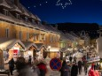 Mariazell Advent Abendstimmung