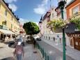 Kaufhaus Arzberger und Lebzelterei Pirker in Mariazell