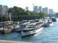 Paris liegt an der Seine...