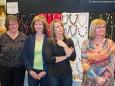 Mariazeller Kunstblicke 2013 - Die Damen vom Kulturverein K.O.M.M.