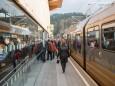 Laubenbachmühle - Tag der Mariazellerbahn in Laubenbachmühle am 16.11.2014