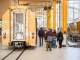 Werkstattführung - Tag der Mariazellerbahn in Laubenbachmühle am 16.11.2014