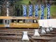 Betriebszentrum - Tag der Mariazellerbahn in Laubenbachmühle am 16.11.2014