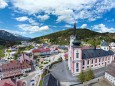 Basilika Mariazell am 16. Mai 2021
