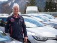 Walter Ulrich, Autohaus Gußwerk - Mariazellerland Messe 2013 am Parkdeck