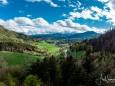 Blick ins Mariazellerland vom Josefsberg | marienstein-naturpark-oetscher-tormaeuer