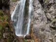 Marienwasserfall in der Grünau - Mariazellerland