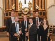 Musikalische Andacht - Markus Zepp und Ensemble mit Pauken Fotos: Anna Scherfler