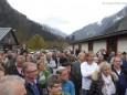 Das verlorene Paradies in der Höll - Buchpräsentation von Martin Prumetz im Volksheim Weichselboden. Foto: Franz-Peter Stadler