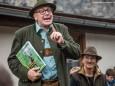 Verleger Robert Ivancich -Das verlorene Paradies in der Höll - Buchpräsentation von Martin Prumetz im Volksheim Weichselboden
