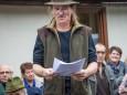 Autor Martin Prumetz - Das verlorene Paradies in der Höll - Buchpräsentation von Martin Prumetz im Volksheim Weichselboden