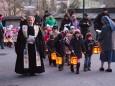 Martinsfeier mit Laternenumzug in Mariazell 2011