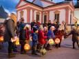 Martinsfeier in Mariazell am 11. November 2014