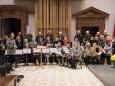 Messe für Blasorchester und gemischten Chor von Jacob de Haan in der Basilika Mariazell. Foto: Josef Kuss