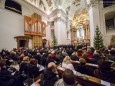 MGV Alpenland Adventkonzert 2013 in der Basilika Mariazell