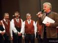 Manfred Tisal - führte durchs Programm beim Liederabend des MGV Alpenland Mariazell