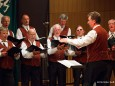 Chorleiter Bruno Brandl beim MGV Alpenland Mariazell - Liederabend im Europeum Mariazell