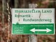 IMMER DIESEN WEGWEISERN FOLGEN - Mariazellerland – Romantischer Rundwanderweg bei Mitterbach