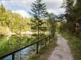 Mitterbach Stausee Wanderung - Mariazellerland