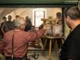 Kunstguß mit Edwin Berger - Tag der offenen Tür im Montanmuseum Gußwerk - 25.10.2014