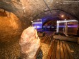 Gradieranlage im Keller - Tag der offenen Tür im Montanmuseum Gußwerk - 25.10.2014
